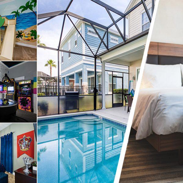 vacation rentals vs. hotel room
